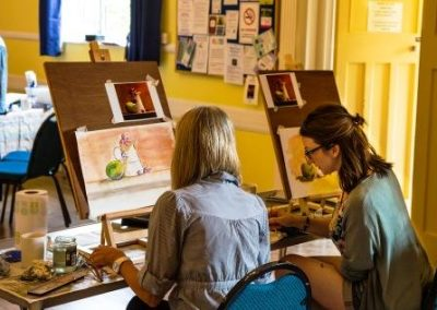 Stockfest Mixed Media Art Workshop by NCC