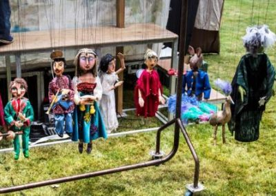 Marionettes at Stockfest