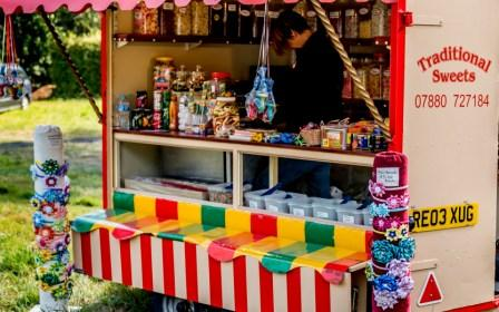 Stockfest Sweet stall by Newbury Camera Club members